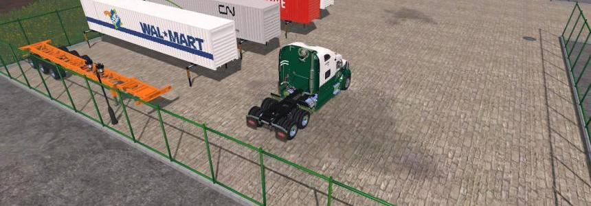Container trailers v1.0