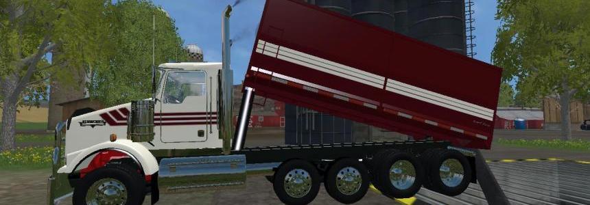 Cornhole Custom's GrainTruck v1
