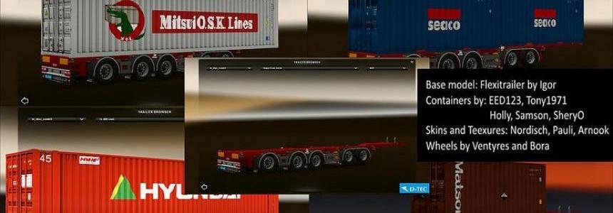 D-tec Combi trailer 1.22.x
