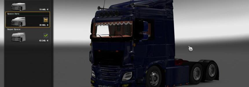 DAF XF Euro 6 Holland 1.22