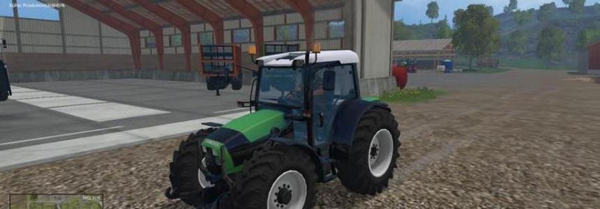 Deutz Fahr Agrofarm 430 with FL v1.3
