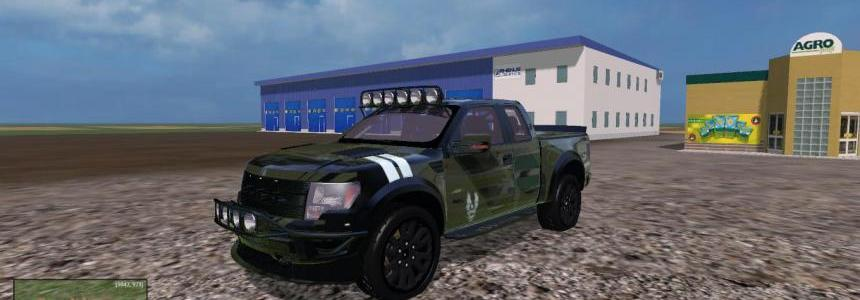 F150 Raptor Halo Edition 1.1