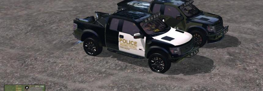 F150 Raptor Police Interseptor v1.0