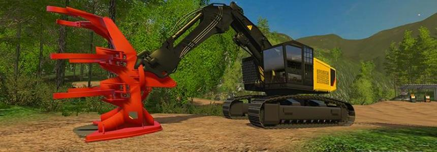 FDR Logging - Feller Buncher v2.0