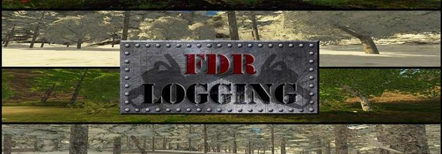 FDR Logging - Six Map Pack