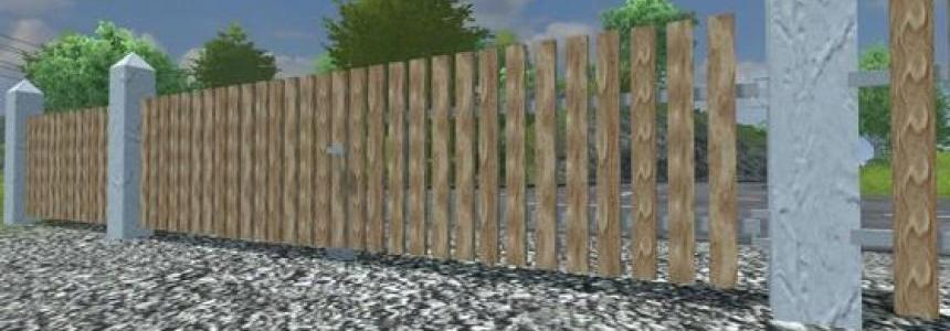 Fence placeable v1