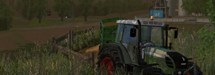 Fendt 312 Vario by Jukka v1