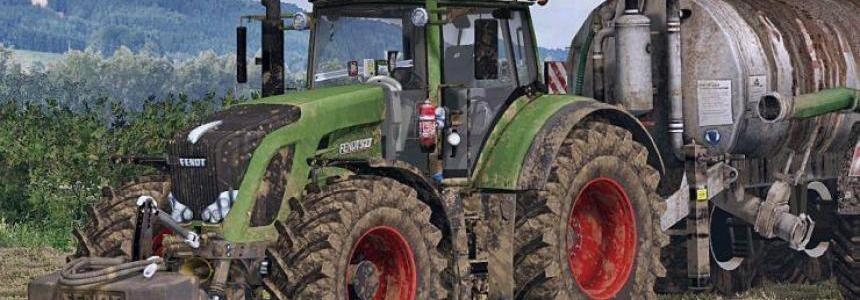 Fendt 927 Vario Full Washable v1.0