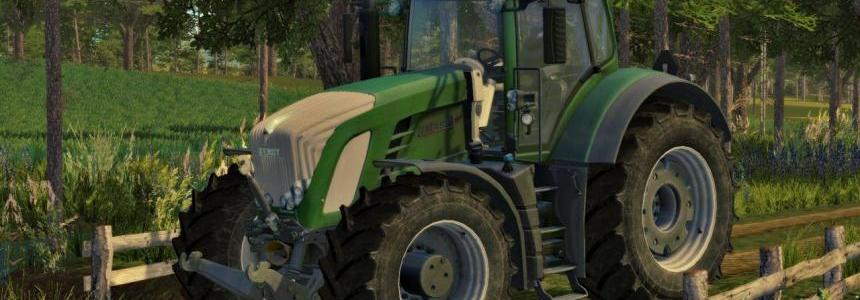 FENDT 936 VARIO WASHABLE V4