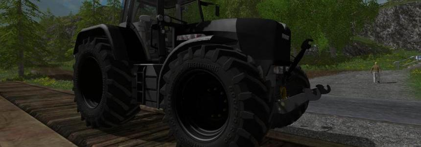 Fendt 930 black beauty textures pack v1.0