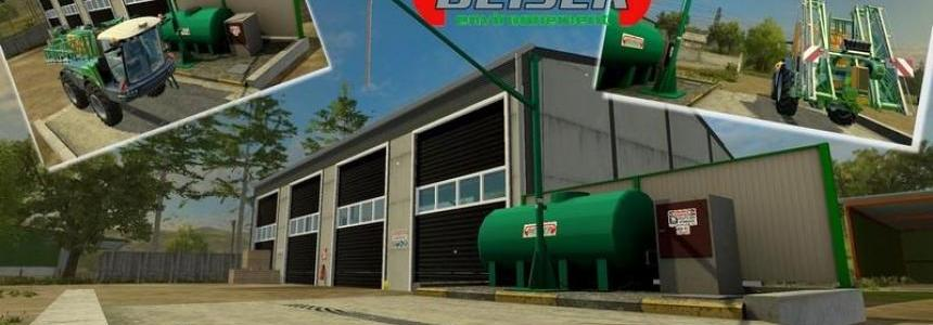 Fertilizer Station Beiser v1.0