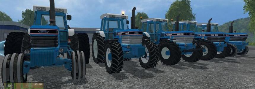 Ford TW Series Force II Pack v1.0