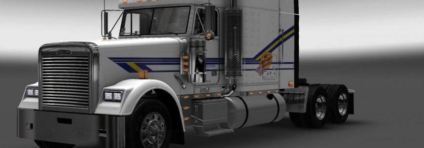 Freightliner Classic PorkChop Express Skin 1.22