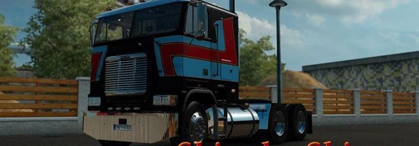 Freightliner FLB Andre Bellemare Skin