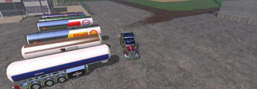 Fuel Trailers v1.0