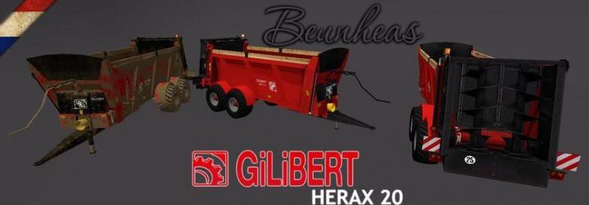 Gilibert Herax 20 v1.1