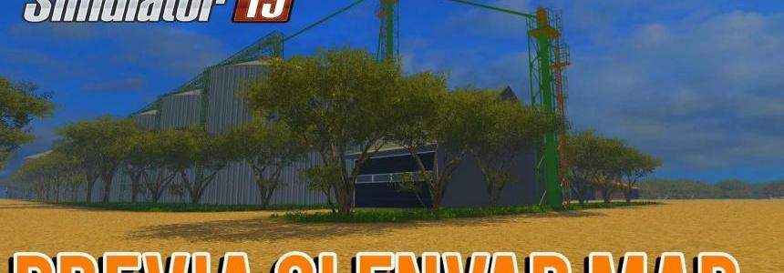 GLENVAR MAP 2015 v0.9