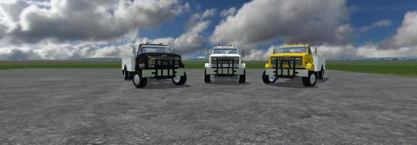 GMC Utility Truck v1