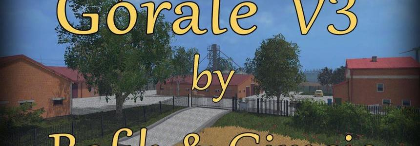 GORALE V3 by RAFIK & GIMCIO