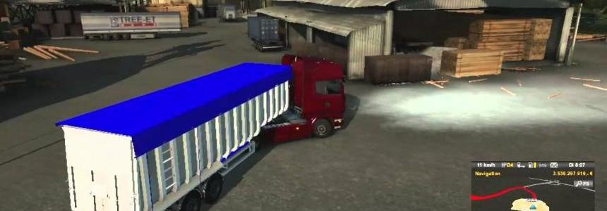 Grain tipper 1.22.x
