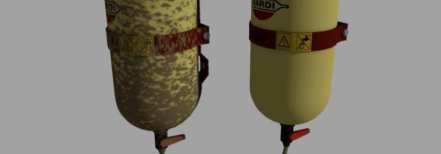 Hardi Fresh Water Tank v1.0