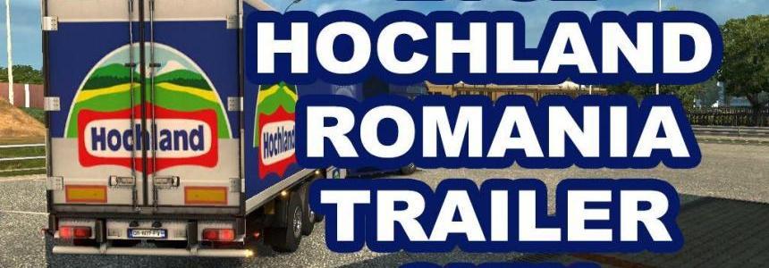 Hochland Romania Trailer Skin