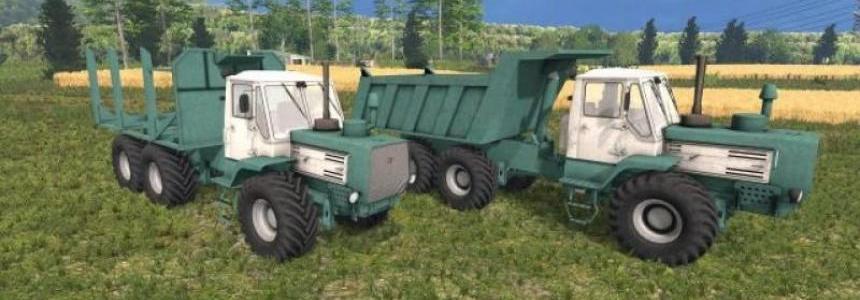 HTZ T-150K Pack v1.0