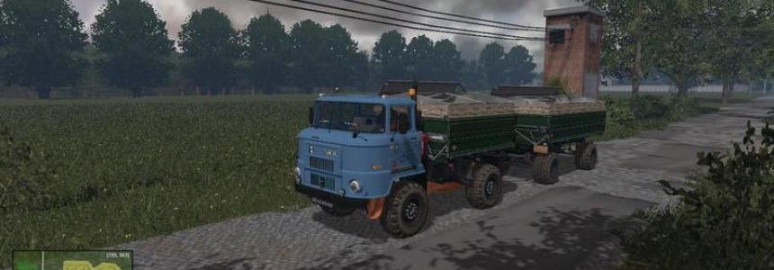 IFA L60 Getreide pack V1