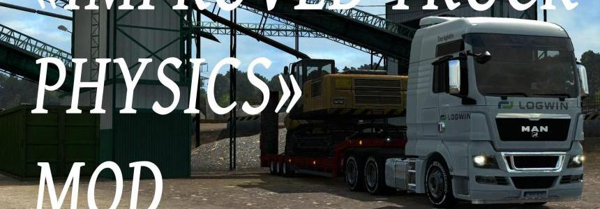 Improved Truck Physics Mod v1.2