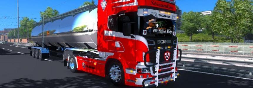 Inner chamber for Scania R 1.22