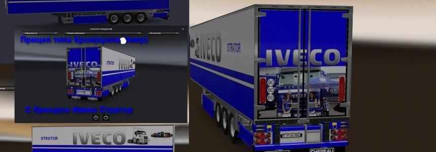 Iveco Strator Trailer 1.22