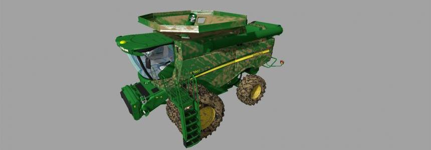 John Deere 690i Washable v1.0