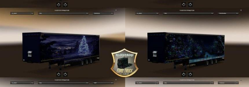 Jumbo Winter Trailers Pack v2 1.22