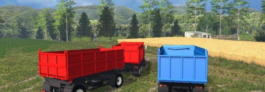 Kamaz 65115 & 6520 Sovok v1.0