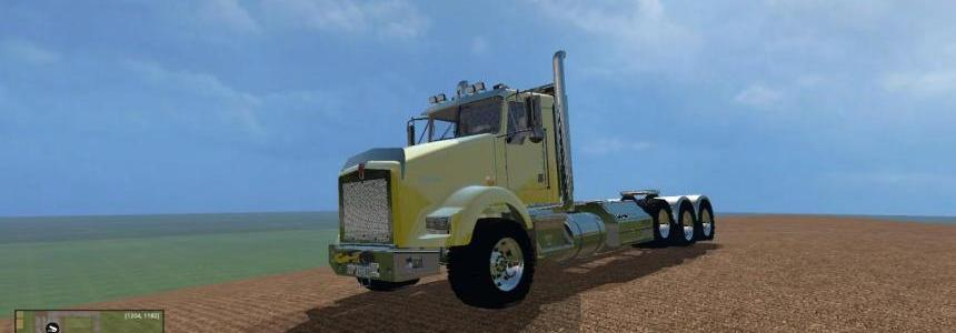 Kenworth t800 daycab v1