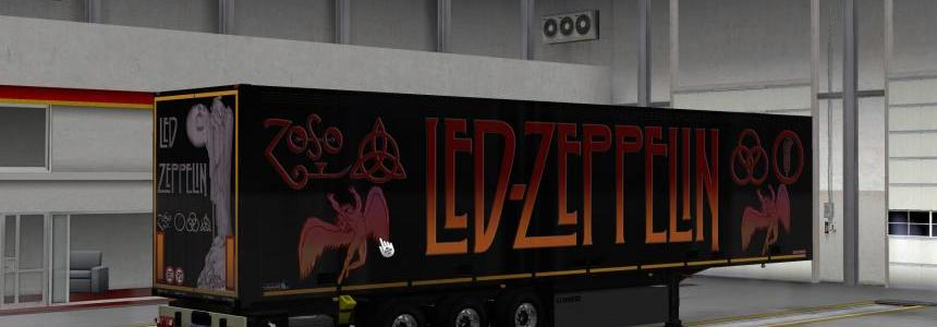 Led Zeppelin Trailer