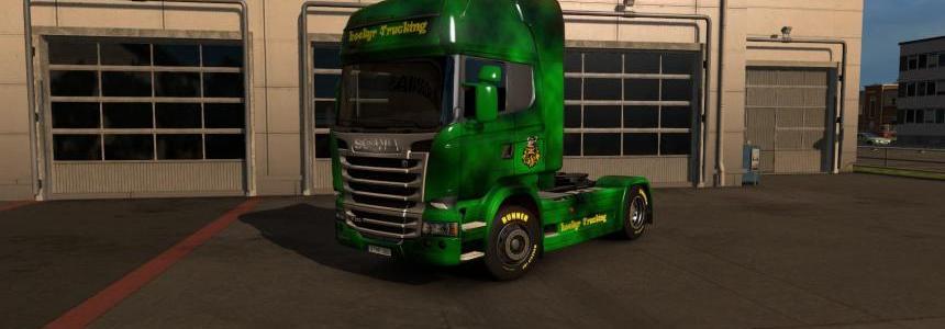 Loekyr Trucking skins 1.22.x