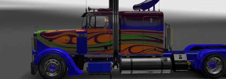Making Waves AMT/Viper2 Modified Peterbilt 389