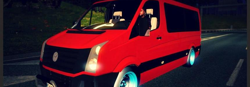 MB Sprinter + VW Crafter mega mod v1 1.22x