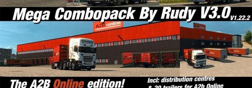 Mega Combo Pack V3.0 A2B online edition