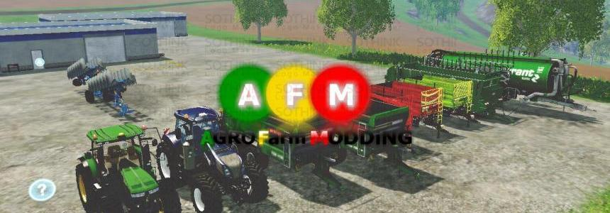 ModPack AgroFarm Modding V1 BETA