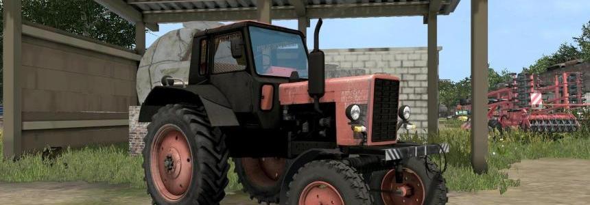MTZ 80 Red v1.0