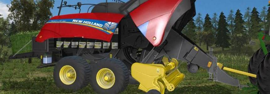 New Holland BB 340 BETA v1.0