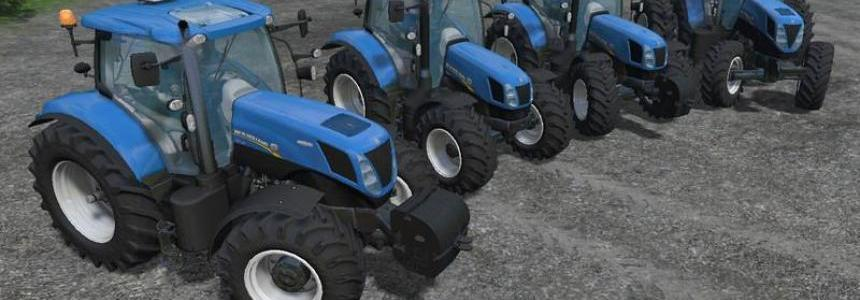 New Holland Bundle v1.12