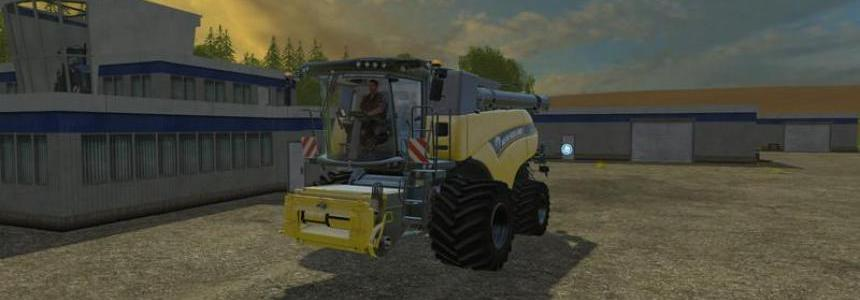 New Holland CR990 v5.0