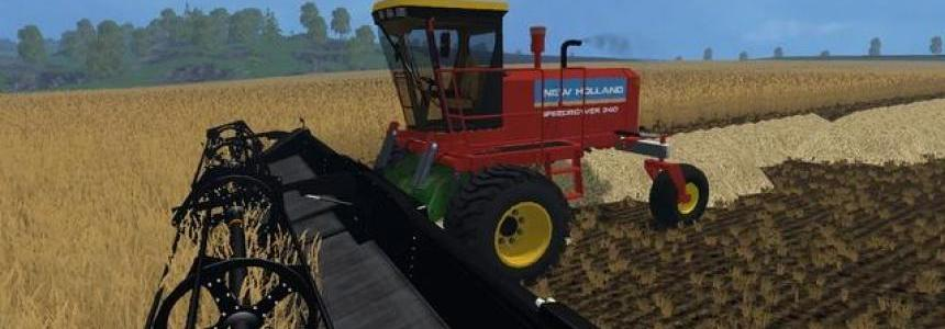 New Holland Speedrower 240 v1.0