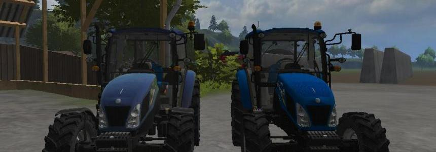 New Holland T4 Pack 2.0.0.9