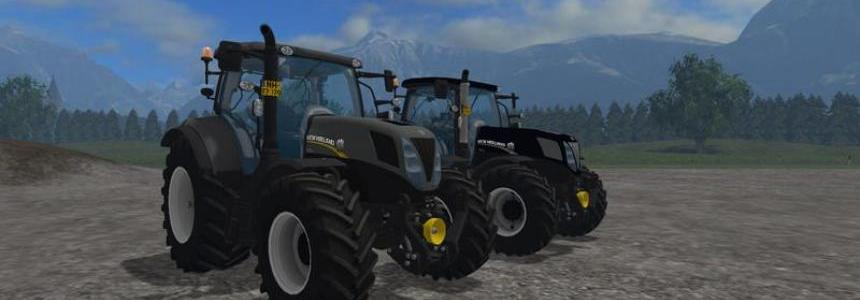 New Holland T7 170 v1.0 Black Beauty