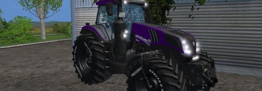 New Holland T8.420 PKM Edition v1.0
