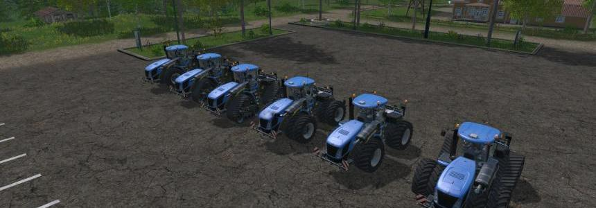 New Holland T9560 pack by Stevie v1.5